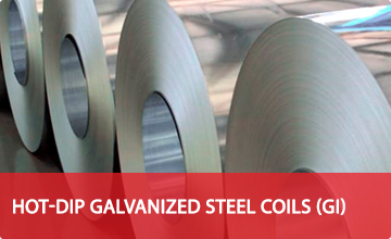 Hot-Dip Galvanized Steel Coils (GI)